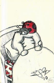 Lady Bug von John Siy