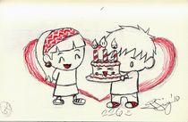 Birthday by John Siy
