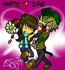 Happy Valentine's Day! by John Siy