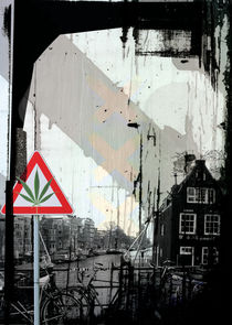 Amsterdam by Julie Aleksovska