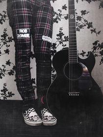 rock star. von Aiste Ališauskaite