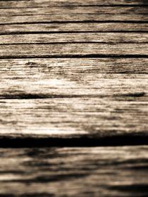 Holzdielen von Silvia Stödter