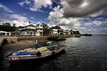 Lamu Old Town by David deVeson