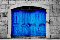 locked gate von Loukas Dimitropoulos