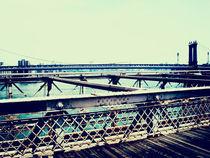 Brooklin Bridge Structure von Simon Shehata