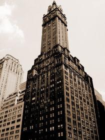 XX century architecture New York von Simon Shehata