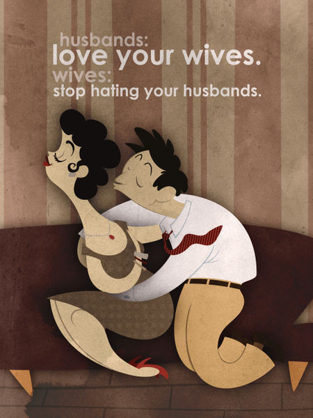 Husbands-wives