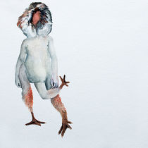 Fattythrush Ladylegs by Rachel Meuler