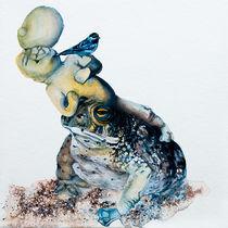Tumor Toadstool by Rachel Meuler