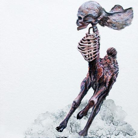 Running-buckskull