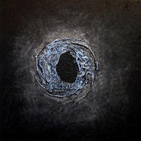 black hole painting - photo #30