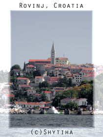 beautiful Croatia by Julia Minina
