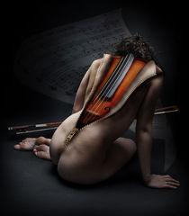 The violine von Kristina Kalcheva