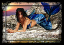 Mermaid by Carlos Alberto Salvá