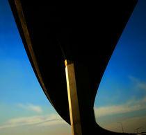 Freeway Overpass I von Bryan Dechter