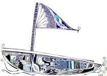 Barco-azul
