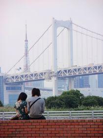 Japanese Lovers by Carlo De Simone