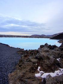 Blue Lagoon by Carlo De Simone