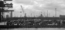 Puerto de Montevideo by mariana clotta