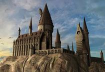Hogwarts Castle von Kyle Erickson
