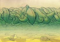 Fish gods von Tatiana Trubnikova
