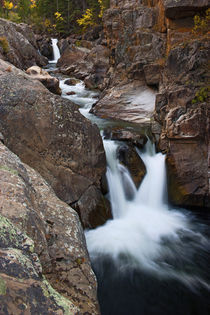 Poudre Falls by Colorado Images