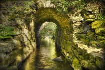 Under the bridge by Arnaud Charbonnel