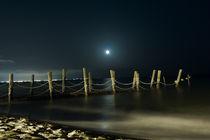 Moonlight Jetty von Carlos Lopez