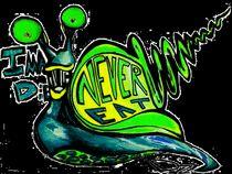 NEVER eat_Blue and green von dave-dz