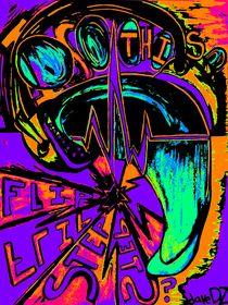 FLIPstep_Orange and purple by dave-dz