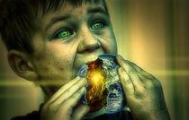 Eating earth. von Oliver Banasiak