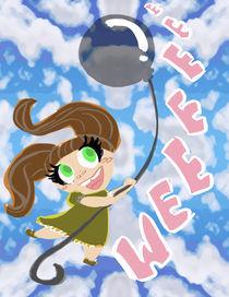 Weeee Balloon by jenjo