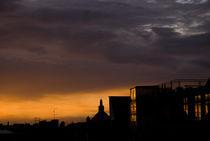 Der Himmel über Berlin IV by Fabrizio Di Salvio