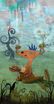 Geemo - Crabbaroo by Ralf Schuetz