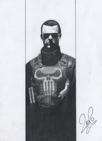 The Punisher by Juan Paolo Novelli