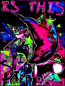 DRIPstep_Pink andblue von dave-dz