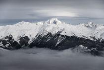 Mont Blanc von Tristan Millward