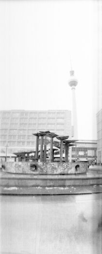 Winter in Berlin II von Daniela Wahlers