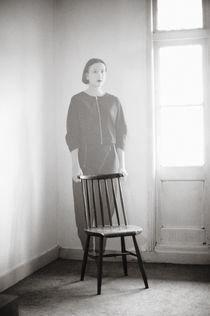 ghost girl with chair von Sanja Marusic