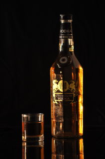 Vodka Vibe von Indra Raharyanto