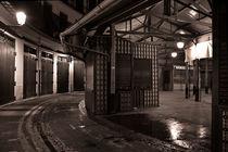 Antiker Marktplatz - Valencia von captainsilva