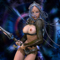 Battle Girl von sisterofdarkness