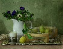 Pears by Inna Merkish
