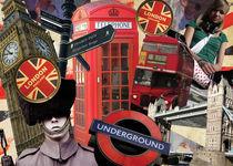 LONDON by Julie Aleksovska