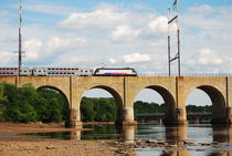River Crossing by Joseph Shulack