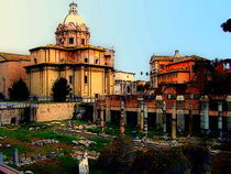 Rome by Maks Erlikh