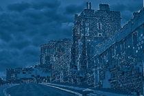 The castle of Windsors by Maks Erlikh