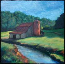 Sugar Grove Barn von Bryan Dechter