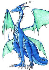 Azure Dragon von novafelis