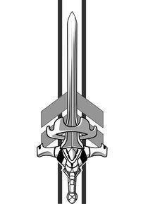 Print-sword